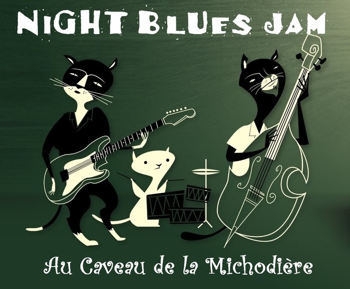 Night Cats @ LE PUY DE LA LUNE - Clermont-Ferrand, France