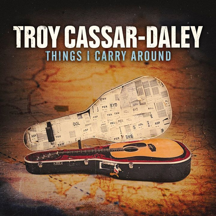 Troy Cassar-Daley Tour Dates