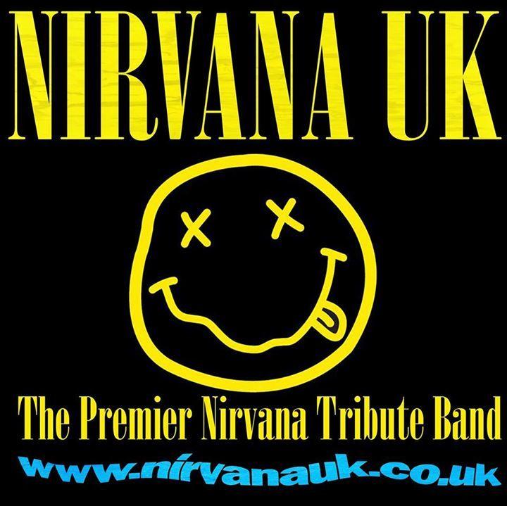 Nirvana UK Tour Dates