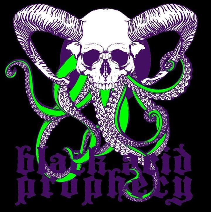 Black Acid Prophecy Tour Dates