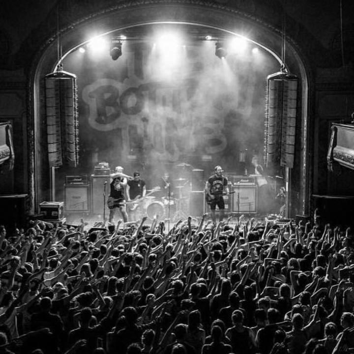 The Bottom Line Tour Dates