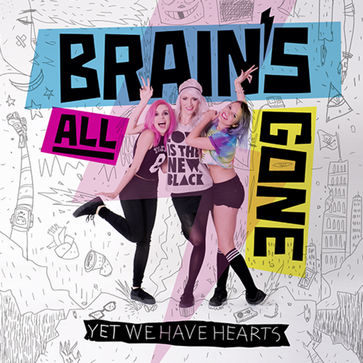 Brain's All Gone Tour Dates