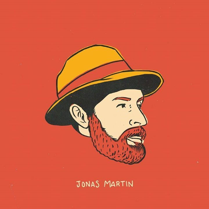 Jonas Martin Tour Dates