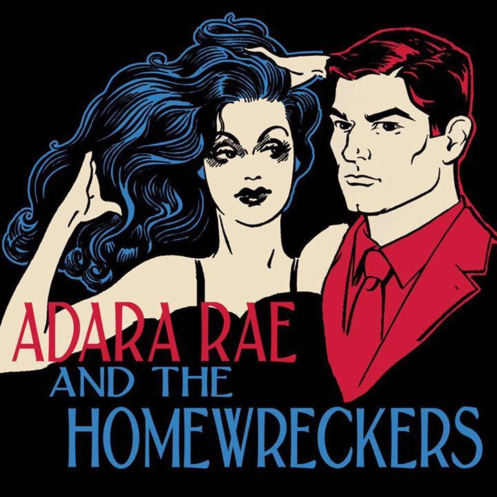 Adara Rae & The Homewreckers Tour Dates