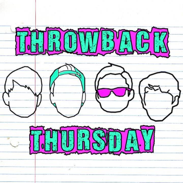 Throwback Thursday Tour Dates