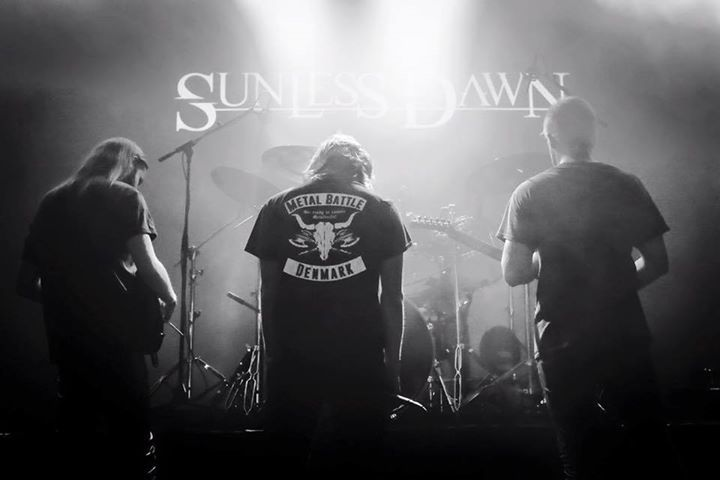 Sunless Dawn Tour Dates