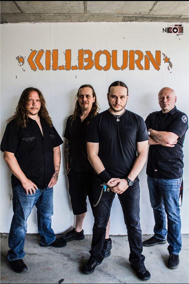 KillBourn Tour Dates