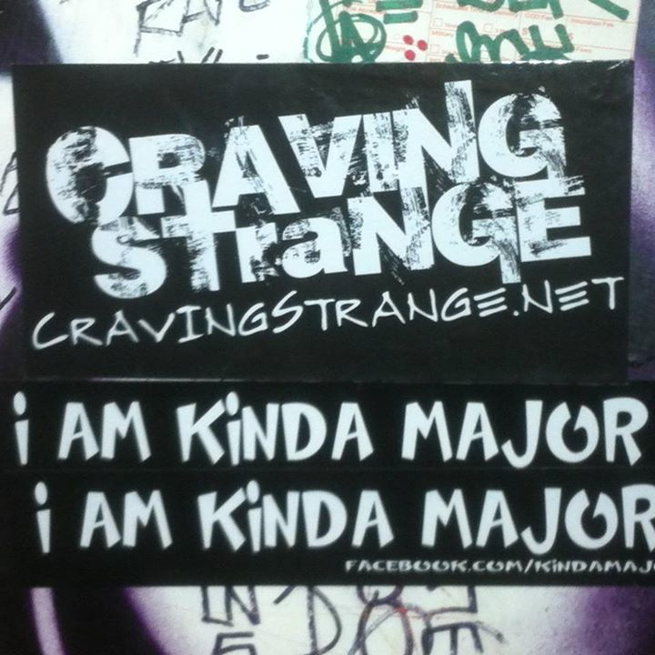 Craving Strange Tour Dates