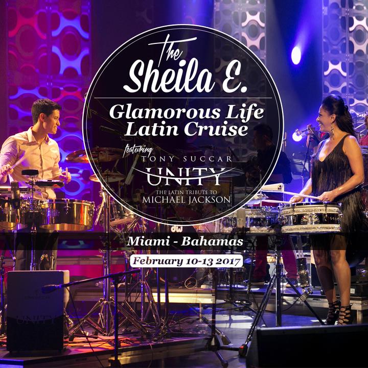 Tony Succar @ Sheila E.'s Glamorous Life Latin Cruise - Miami, FL