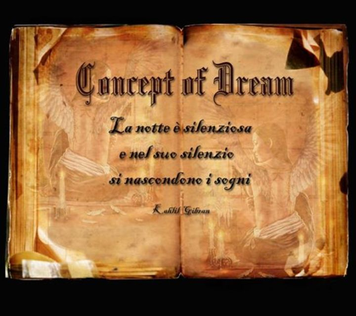 Concept of Dream Tour Dates
