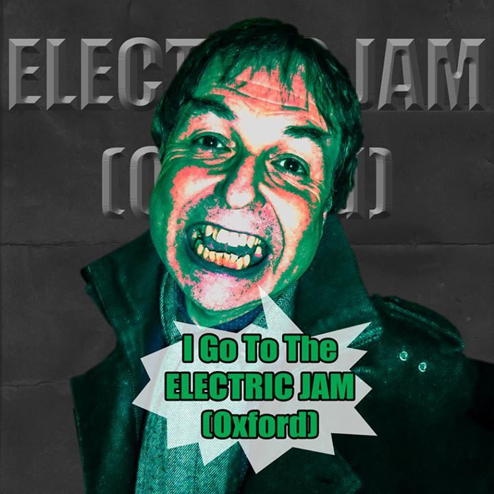 The Electric Jam, Oxford Tour Dates