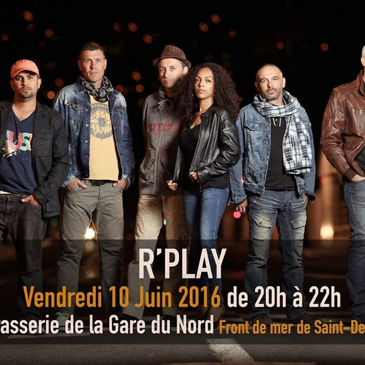 R'play Tour Dates