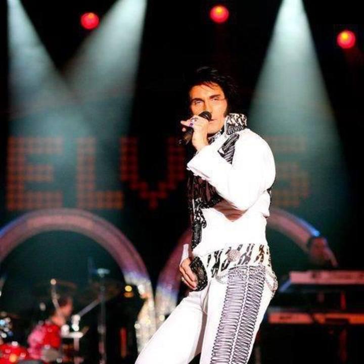 Elvis Tribute James Kruk Fan Club Tour Dates