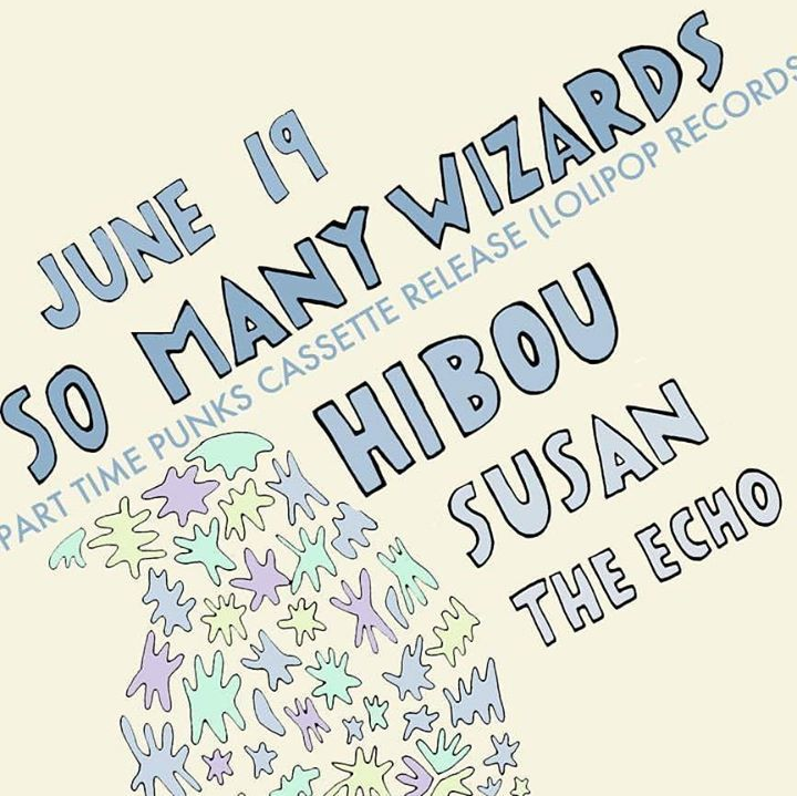 So Many Wizards Tour Dates
