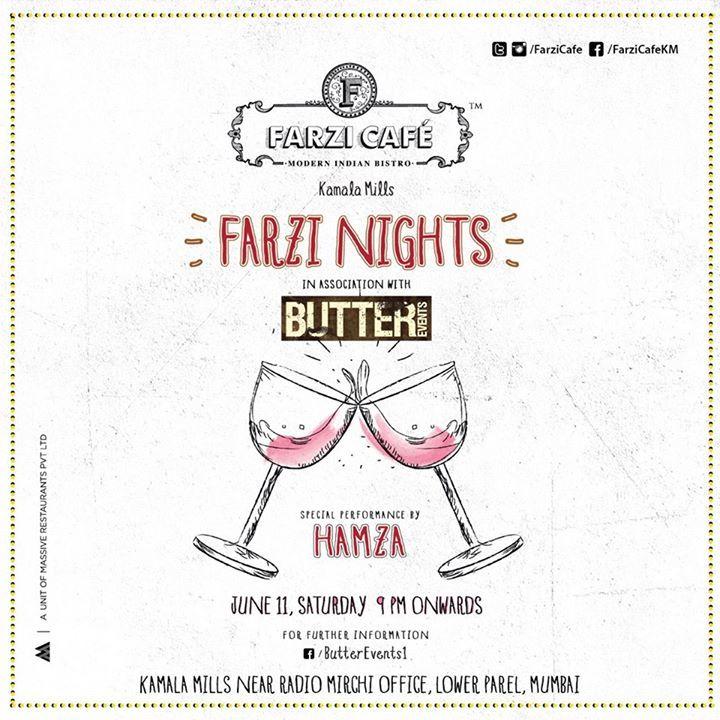 Hamza Tour Dates