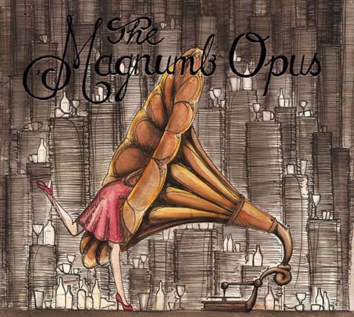 The Magnumb Opus Tour Dates