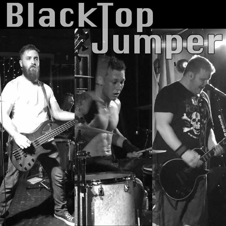 BlackTop Jumper Tour Dates