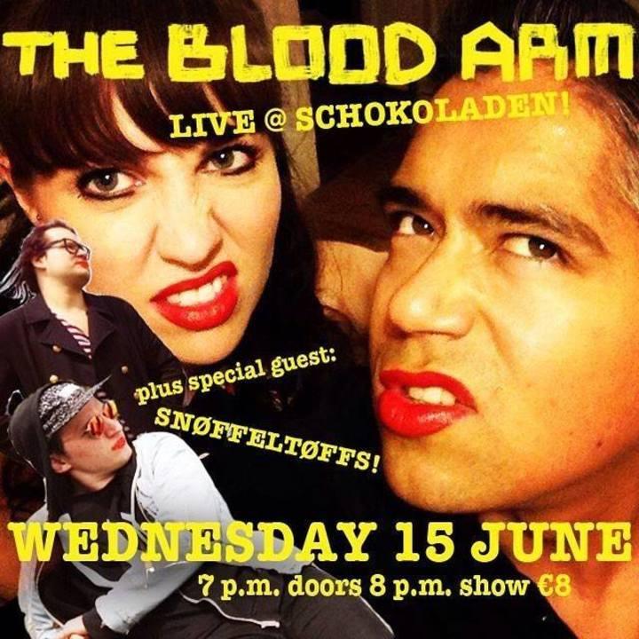 The Blood Arm Tour Dates