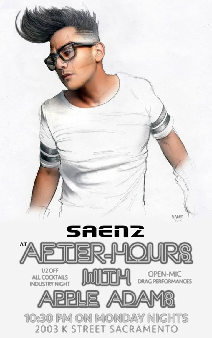 Saenz Tour Dates