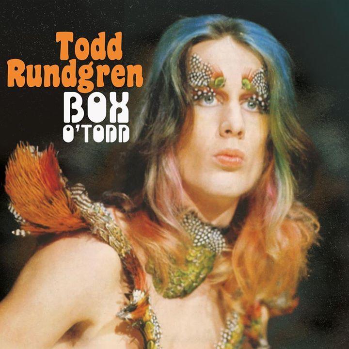 Todd Rundgren For Lack Of Honest Work Tour Dates