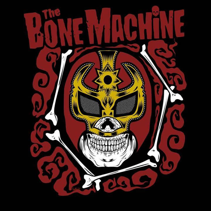THE BONE MACHINE Tour Dates
