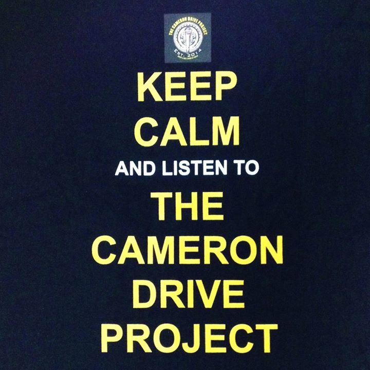 The Cameron Drive Project Tour Dates