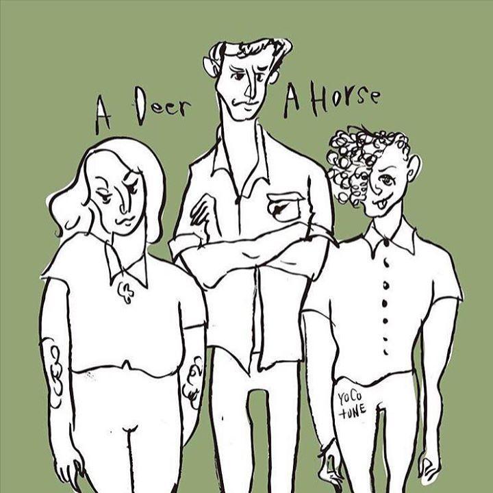A Deer A Horse Tour Dates