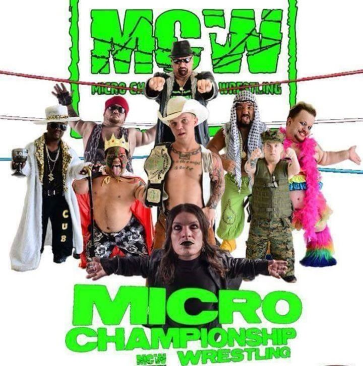 MICRO CHAMPIONSHIP WRESTLING Tour Dates