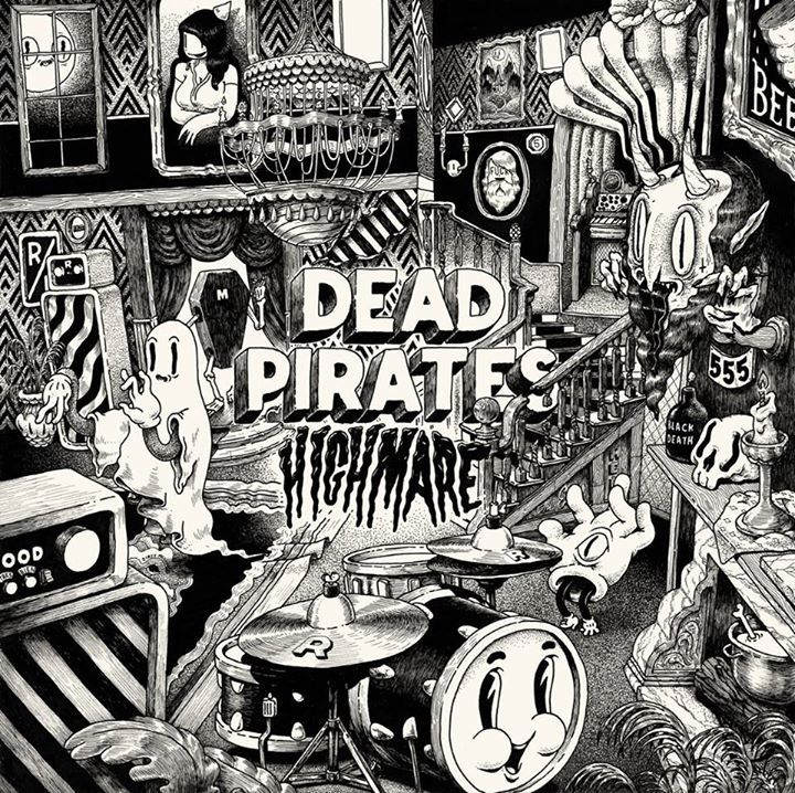 Dead Pirates Tour Dates