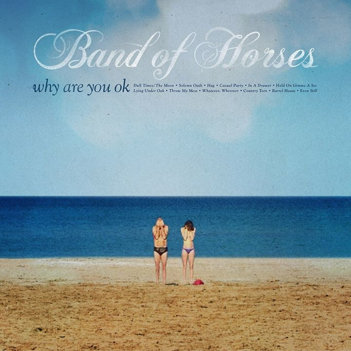 Band of Horses Tour Dates