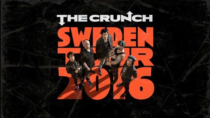 The Crunch Tour Dates