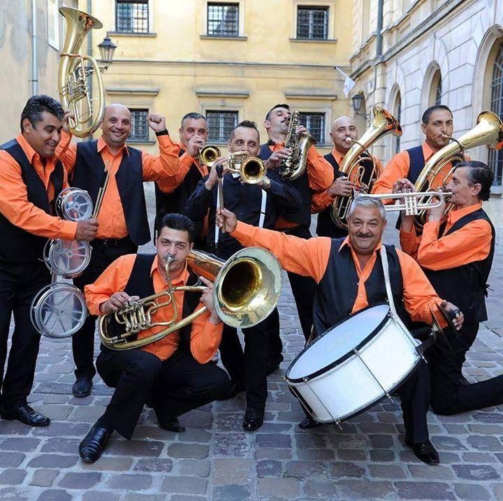 Fanfara Transilvania Tour Dates