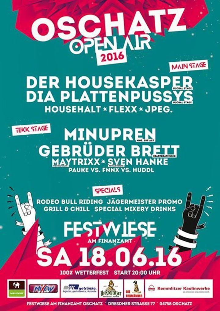 Sven Hanke Tour Dates