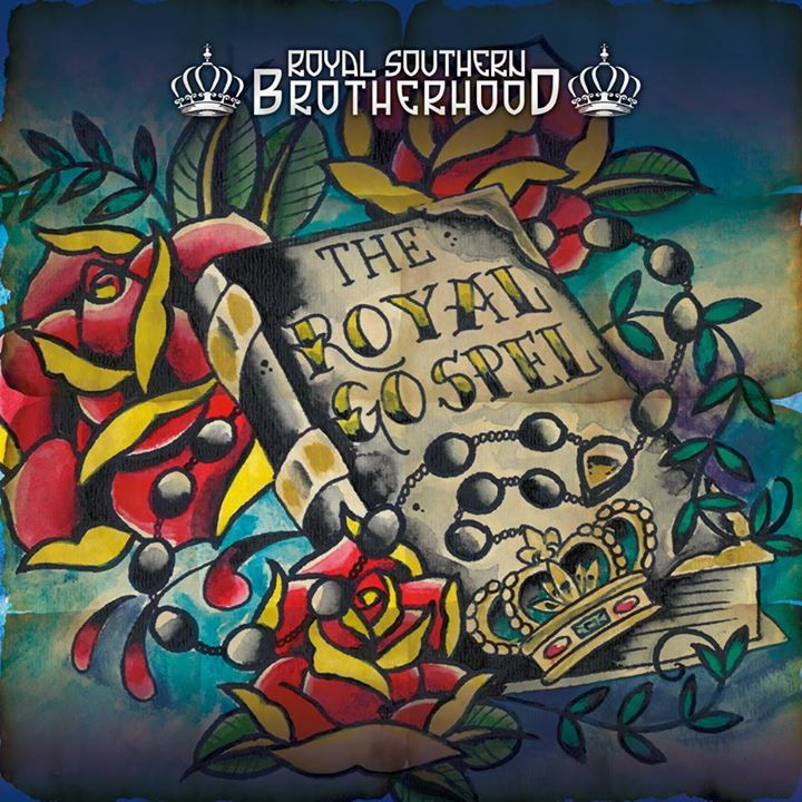 The Royal Southern Brotherhood Tour Dates