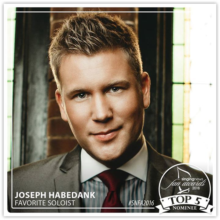 Joseph Habedank Tour Dates