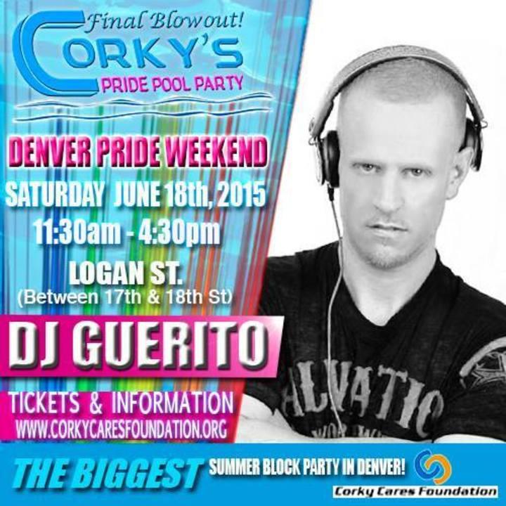 DJ Guerito Tour Dates