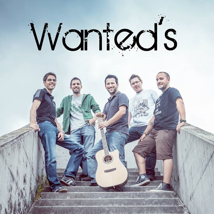 Wanted's Tour Dates