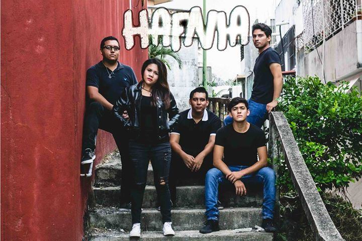 Hafnia Tour Dates