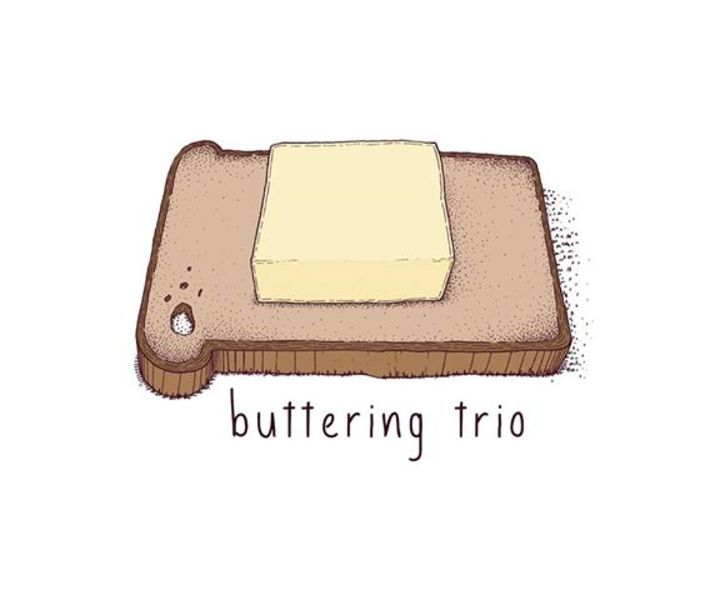 Buttering Trio Tour Dates