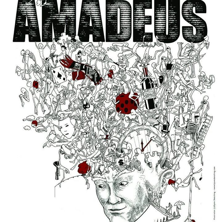 Amadeus @ Telethon - Poisson, France