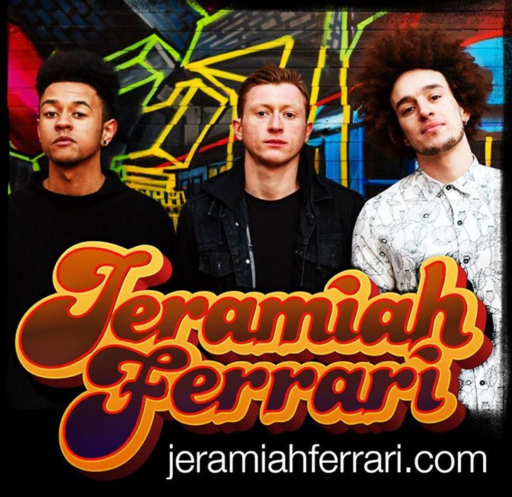 Jeramiah Ferrari @ Nantwich Civic Hall with The Beat - Nantwich, United Kingdom