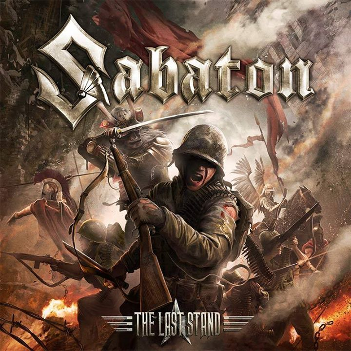 Sabaton @ Velodrom - Berlin, Germany