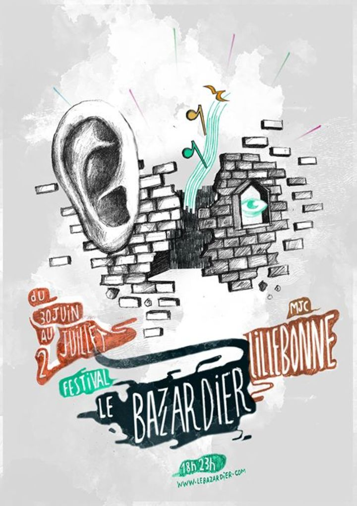 Le Bazardier Tour Dates