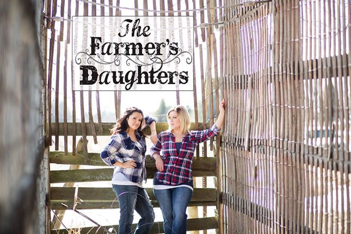 The Farmer's Daughters Tour Dates