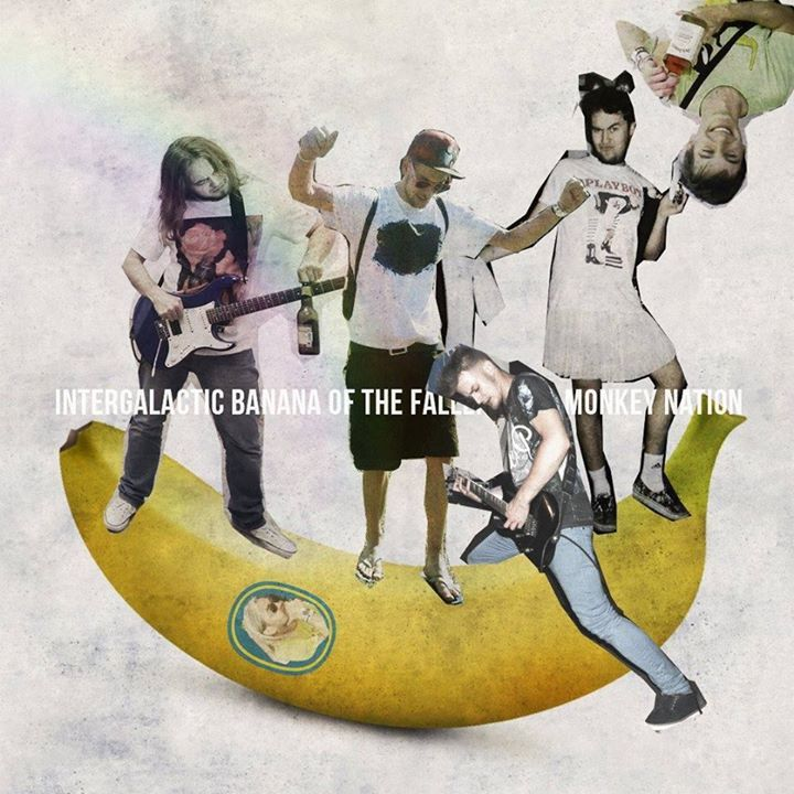 Intergalactic Banana Of The Fallen Monkey Nation Tour Dates