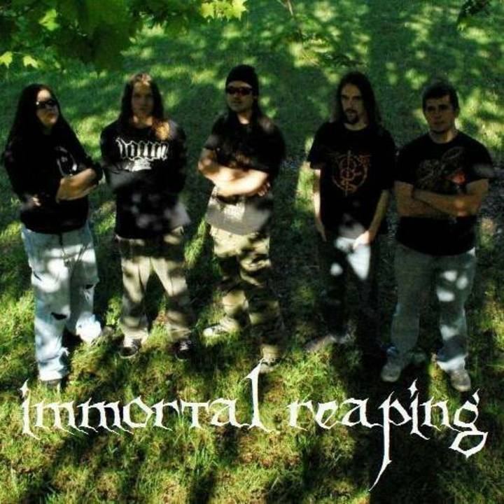 Immortal Reaping Tour Dates