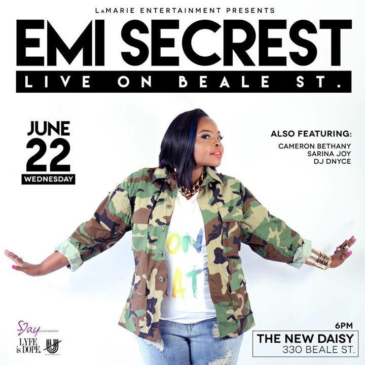 Emi Secrest Tour Dates