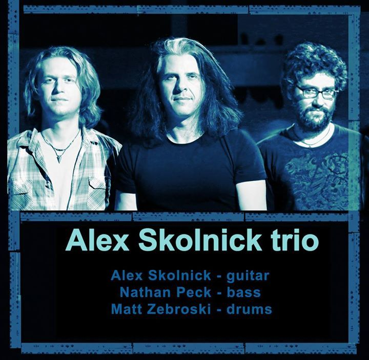 Alex Skolnick Trio Tour Dates