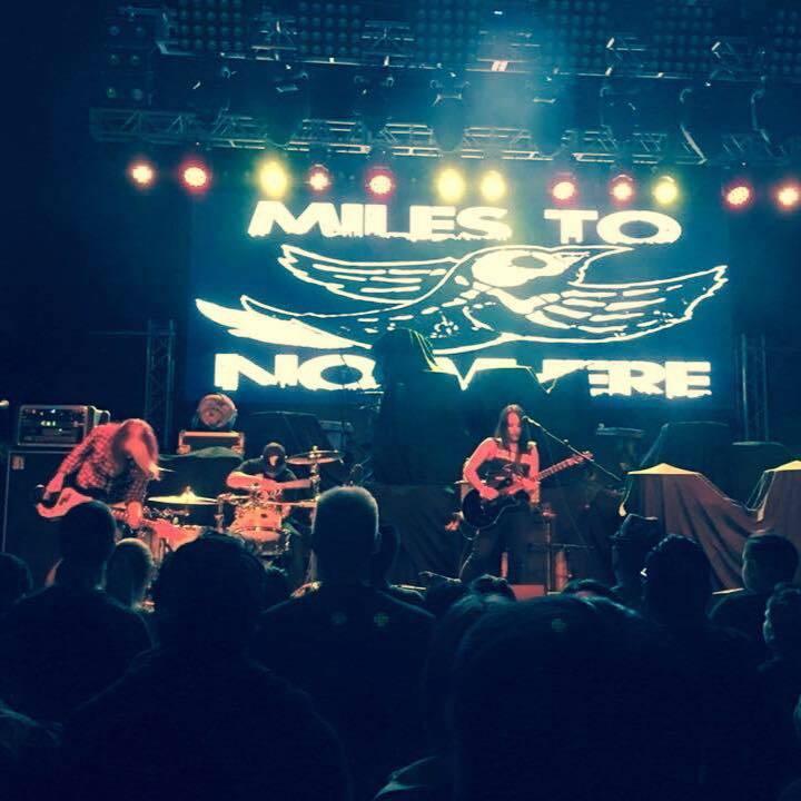 Miles To Nowhere Tour Dates