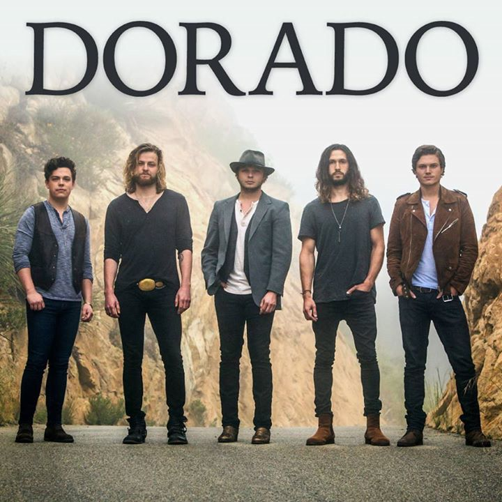 The Band Dorado Tour Dates